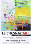 LE CHESNAY'ART 2012